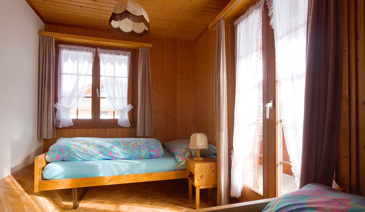 Hohmattli Schlafzimmer