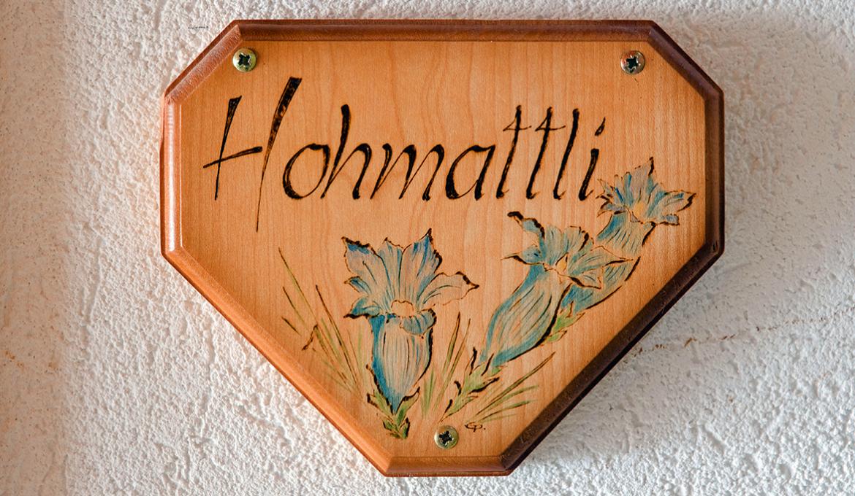 Studio Hohmattli