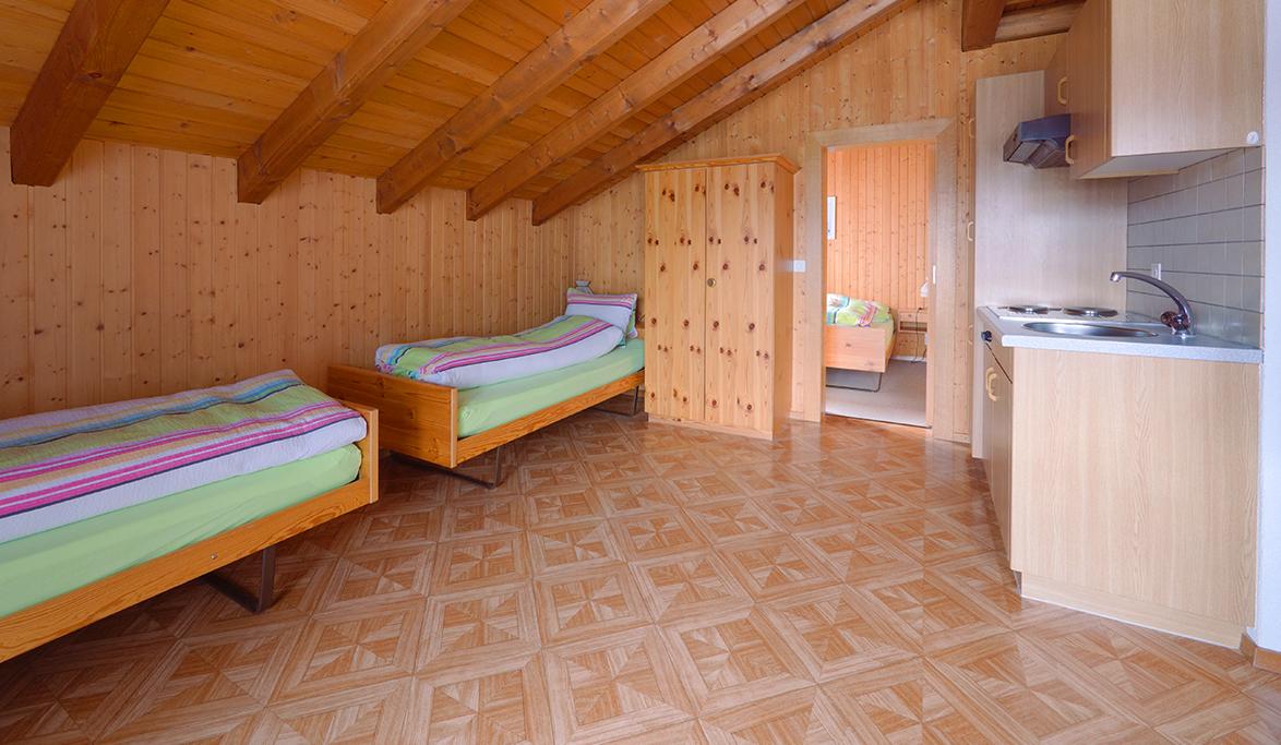 Chörbelispitz Schlafzimmer