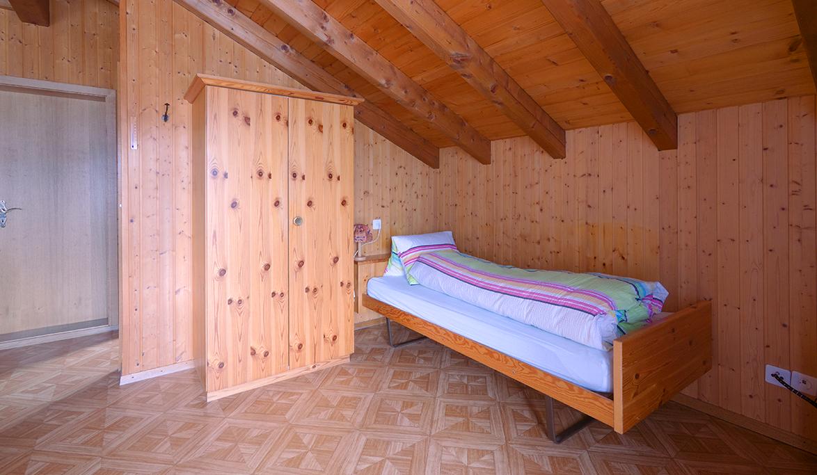 Schopfenspitz Schlafzimmer