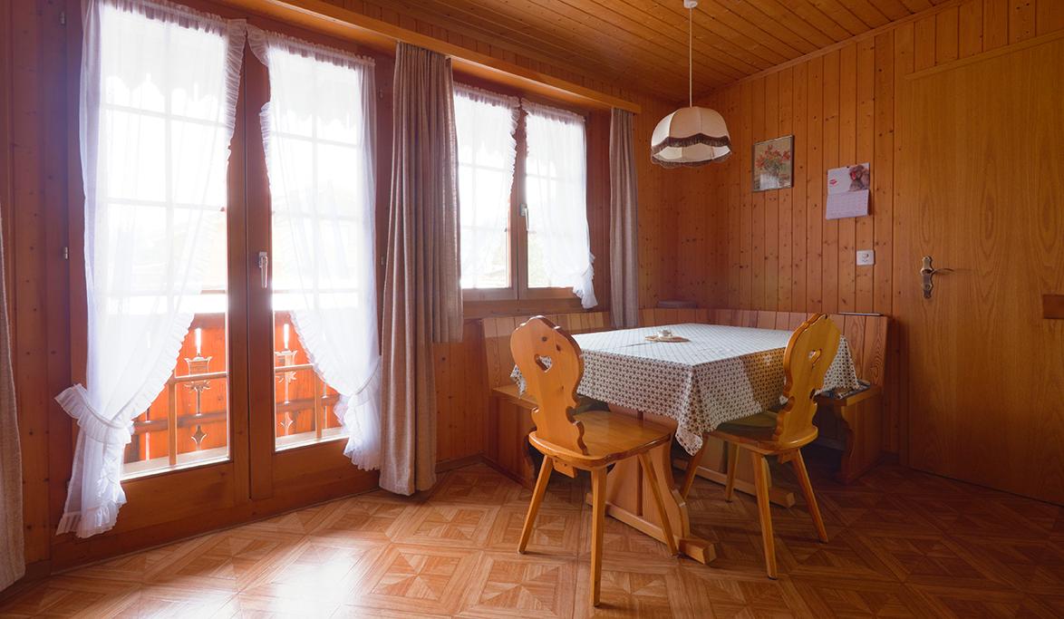 Schwyberg Wohnzimmer