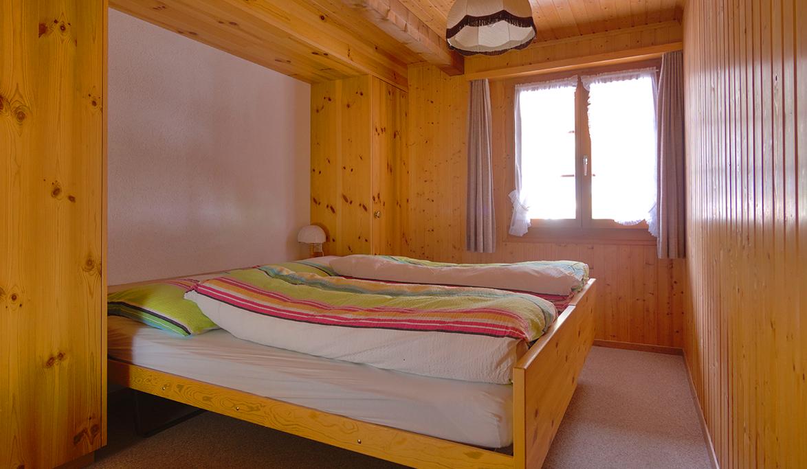 Schwyberg Schlafzimmer
