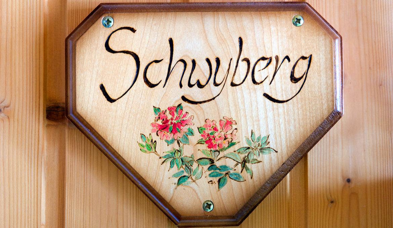 Appartement Schwyberg