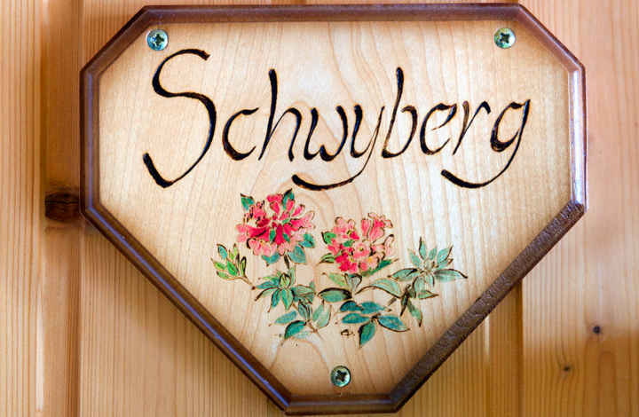 Wohnung Schwyberg