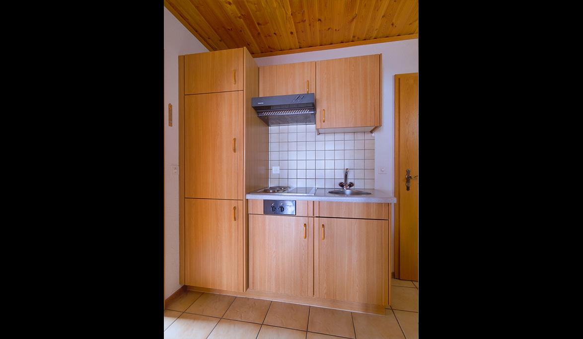 Spitzflue Küche