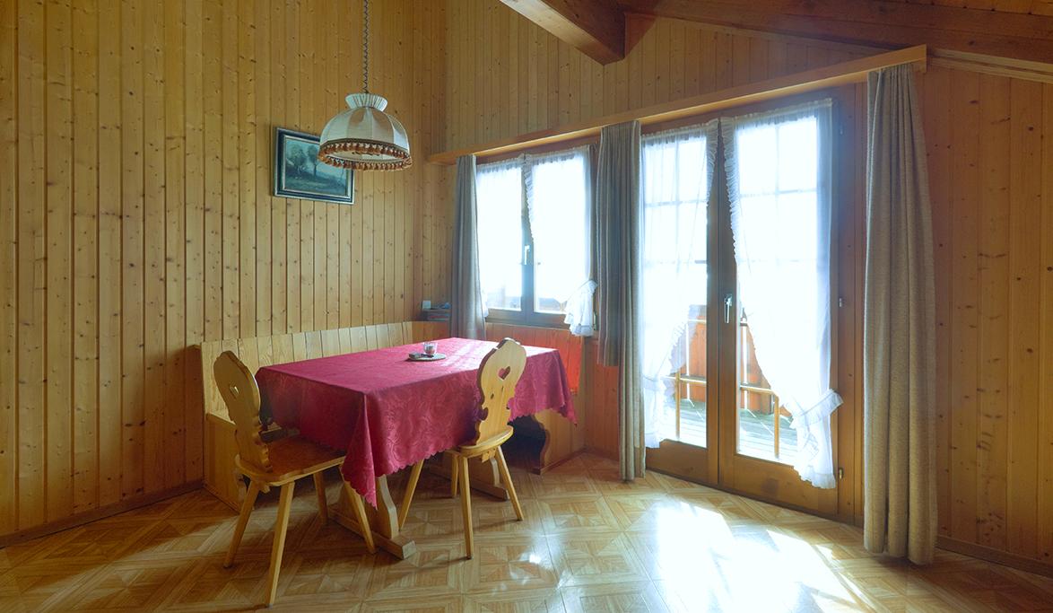 Spitzflue Wohnzimmer
