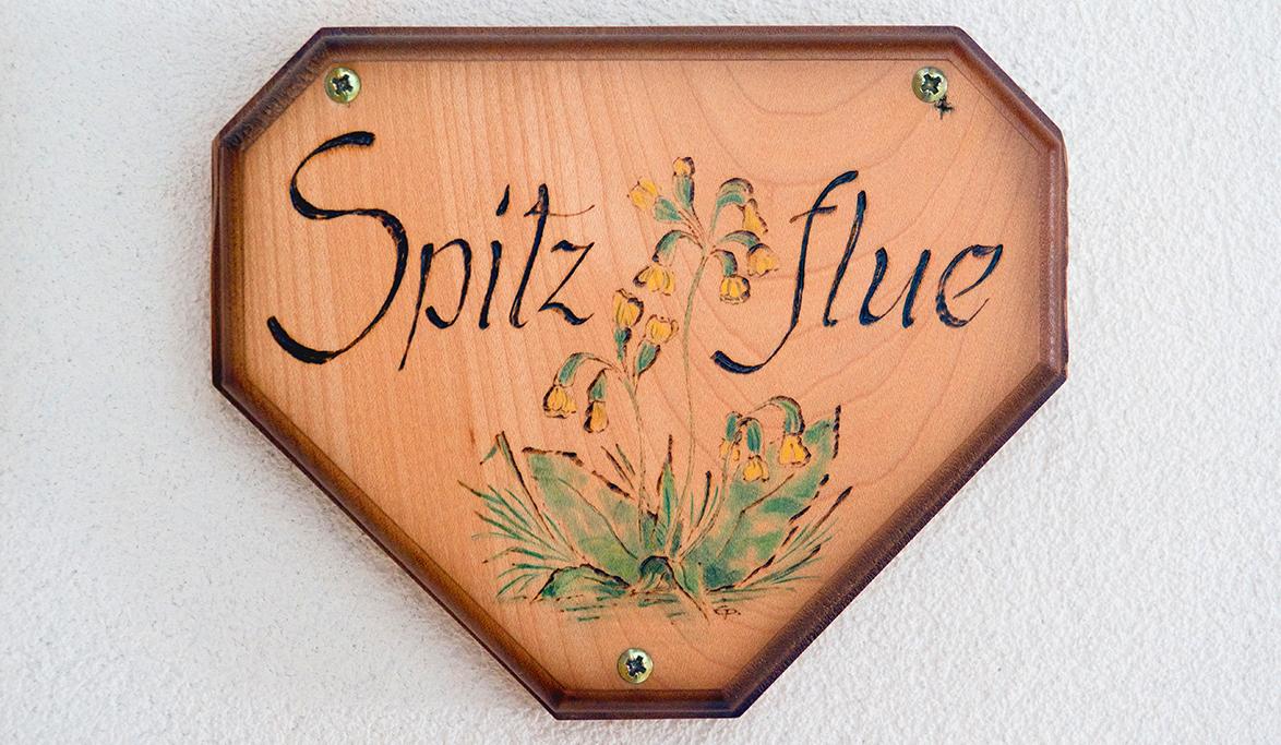 Spitzflue