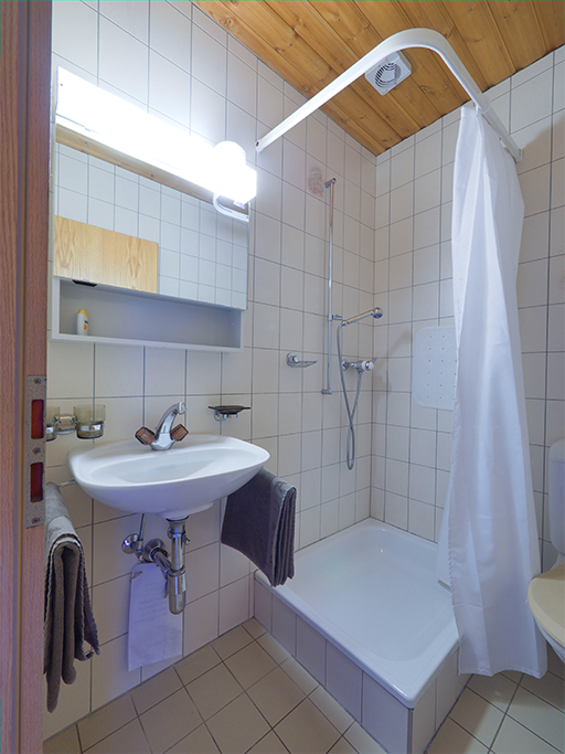 Kaiseregg Badzimmer