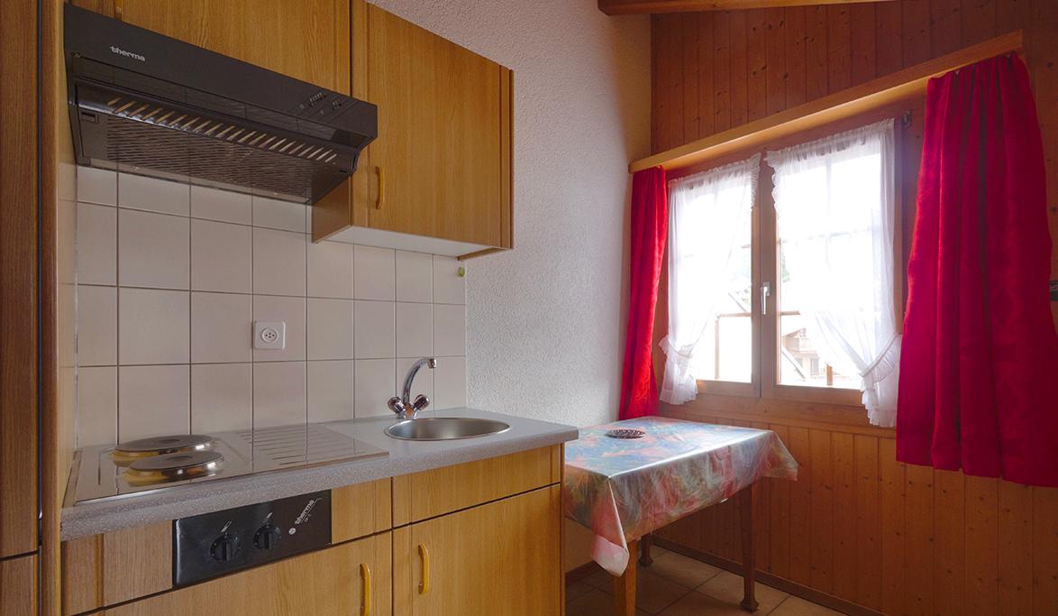 Kaiseregg Küche