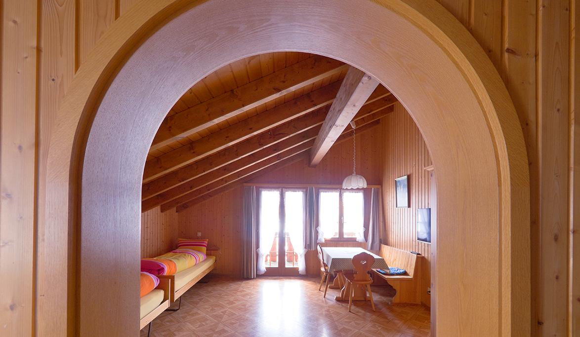 Kaiseregg Wohnzimmer