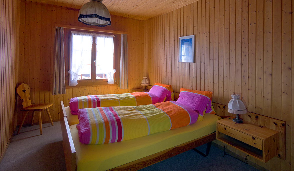 Kaiseregg Schlafzimmer