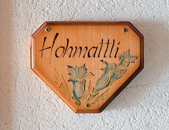 Hohmattli